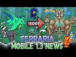 Halloween Event Terraria Mobile by More Terraria 1 3 Mobile Ios Android U0026 Console Update News 2017