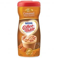 Coffee Mate Caramel Macchiato Powder Creamer