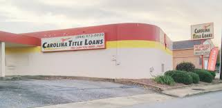 Carolina Title Loans, Inc. - Title Loans In South Carolina