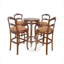 Antique Dining Set Bar Table For Wholesale By Furniture ...