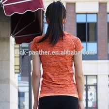 China High Quality Target Workout Clothes Fitness Wear Yoga T Shirts In Low Price