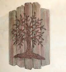 Tree Wall Decor Wood by 486 Best Tree Art Images On Pinterest Metal Tree Wall Art Tree
