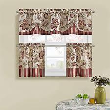 Jcpenney Grommet Kitchen Curtains by Bijoux Soiree Kitchen Curtains Kitchen Curtains And Kitchens