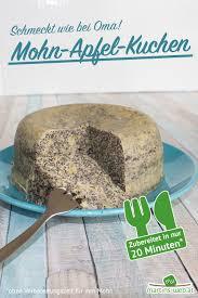 mohn apfel kuchen apfel mohn kuchen kuchen beste kuchen