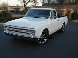 Custom White 1967 Chevy C10 Small Window Fleetside Shortbed Rare ... 1967 Chevy C10 Step Side Short Bed Pick Up Truck Pickup Truck Taken At The Retro Speed Shops 4t Flickr Harry W Lmc Life K20 4x4 Ousci Competitor Chris Smiths Custom Cab Rebuilt A 67 With 405hp Zz6 To Celebrate 100 Years Of Chevrolet Pressroom United States Images 6500 Shop Stepside Torq Thrust Iis Over The Top Customs Racing