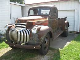 1941 Chevrolet Pickup For Sale | ClassicCars.com | CC-1118983 1941 Chevy Truck 3100 Short Bed V8 Dk Candy Apple Red Free Shipping Chevrolet Pickup 1 12 Ton Dually Youtube Rat Rod The Hamb Steve Mcqueens Pickup Listed On Ebay Percentage Of For Sale Classiccarscom Cc1118983 Flipped Latest Ultimate Curbside Classic 1946 Hot Network Sold Autolirate 194146 And Last Picture Show