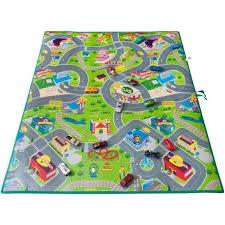 tapis de jeux voitures tapis de jeux enfants pour voiture achat vente jeux et jouets