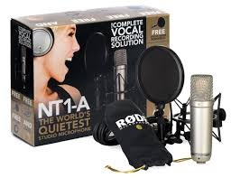 13 Best Voice Over Microphones from 100 to 4000
