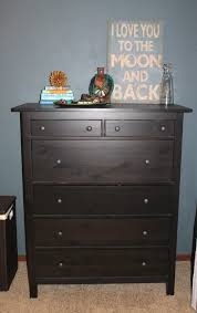 Black Dresser 8 Drawer by Hemnes 6 Drawer Chest Black Brown Chest Of Drawers