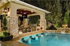 aménagement cuisine d été am piscine org