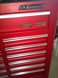 Used Vidmar Cabinets Minnesota by Drawer Labels Archive The Garage Journal Board