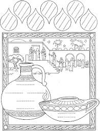 The Second Coming Story Of Ten Virgins Large Picture Oil Lamp And Drops To Write Things One Would Do Prepare For Saviors