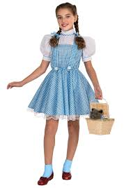 Chasing Fireflies Halloween Returns by Child Deluxe Dorothy Costume