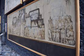 Diego Rivera Rockefeller Mural Analysis by The Anahuacalli Museum A New Experience Diego Rivera U0027s Art Ideas