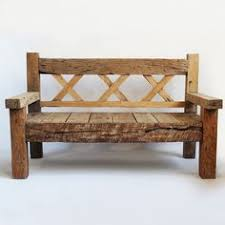 Rustic Outdoor Bench 8 Outdoor Benches By