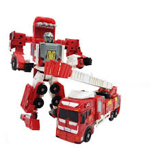 100 Transformer Truck Amazoncom ZGUO Fire Truck Toy Ladder Truck Toy For Toddlers And