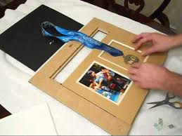 Marathon And Triathlon Photo Finishing Medal Framing