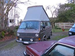 """Vanagon – Go-Westy """"Wasserstopper"""" Rain Fly 