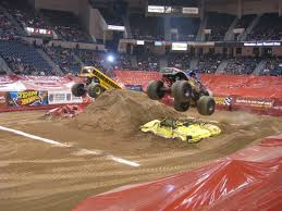 Monster Jam 2012 | Words 4 Now