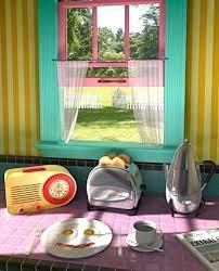 1940s Kitchen Bloomingcactusme