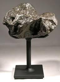 Campo De Cielo Meteorite Custom Display Stand