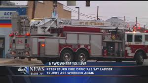 Petersburg Fire Officials: Ladder Truck Fixed Buffalo Road Imports Emergencyone 2 Axle Ladder Truck Fire Ladder Hook And Dallas Food Trucks Roaming Hunger Unified Fire Authority Apparatus South Euclid Department Takes Ownership Of New Ladder Truck Some Residents Rescued By Trucks In Apartment Building Fire Amazoncom Daron Fdny With Lights Sound Toys Games Toy Siren Hose Electric Brigade For Sale Pierce New Brings Relief To Kyle Photos Photos Arlington Gets Fginefirenbsptruckshoses Free Morehead Replace 34yearold News