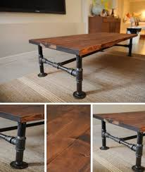 Creative Of DIY Industrial Dining Room Table And Best 25 Ideas On Home Design Metal Projects