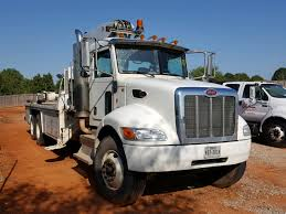 2NP2HN7X5DM181230 | 2013 WHITE PETERBILT 337 On Sale In OK ...