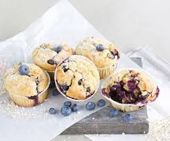 blaubeer joghurt muffins eat smarter