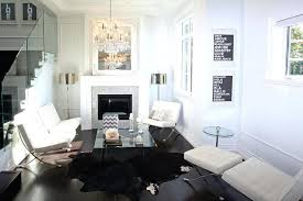 metallic tile fireplace modern formal and open concept