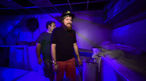 Busch Gardens Halloween by Motel Hell Walkthrough At Howl O Scream At Busch Gardens Tampa