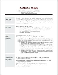 General Resume Objective Examples For Retail It All Jobs Free With Template