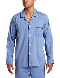 Ceil Blue Scrubs Cherokee by Majestic International Men U0027s Solid Basics Long Sleeve Pajama At