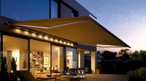 Elegant Awnings With Lights - YouTube Sun Setter Awnings Penguin Spa Service Center Chrissmith Elegant With Lights Youtube Durasol Freestanding Retractable Enclosure Al Fresco Sunsetter Patio Awning Dimming Led How To Shade Your Deck Or A Diy The Family Retractable Over Pool Pinterest Canvas And Covers Custom Home Ideas Full 100 Lighting Small Outdoor Covered Over Pergola Door If Plans Wood