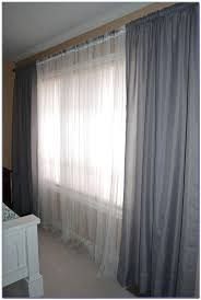 Grey And White Curtains Ikea Blackout Curtains Stagger And Drapes