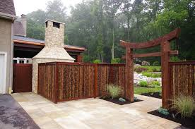 The Unique Bamboo Fencing Design Ideas — EMERSON Design : Best ... Backyards Gorgeous Bamboo In Backyard Outdoor Fence Roll Best 25 Garden Ideas On Pinterest Screening Diy Panels Best House Design Elegant Interior And Fniture Layouts Pictures Top How To Customize Your Areas With Privacy Screens Unique Ideas Peiranos Fences Durable Garden Design With Great Screen Of House Beautiful Download Large And Designs 2 Gurdjieffouspenskycom Tent Wedding Decoration Pictures They Say The Most Tasteful