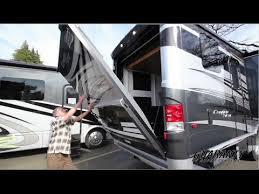 2016 Newmar Canyon Star 3921 Toy Hauler Class A Motorhome O Guaranty