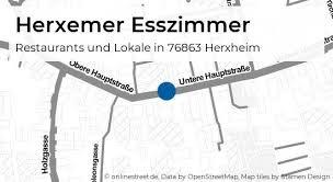 herxemer esszimmer obere hauptstraße in herxheim