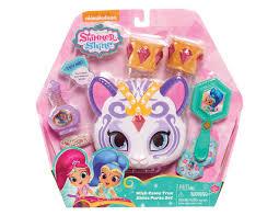 Dora The Explorer Kitchen Set Walmart by Amazon Com Shimmer And Shine Wish Come True Shine Purse Set Toys