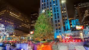 Rockefeller Plaza Christmas Tree Cam by Time Lapse Rockefeller Tree Transformed On Vimeo