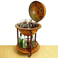 Globe Liquor Cabinet Antique by Portable Bars On Wheels Ideas U2013 Home Design And Decor