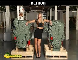 100 Truck Parts Chicago Detroit 60 SER 140 Engines S