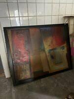 gemälde bild leinwand möbel gebraucht kaufen in remscheid
