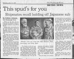 Sinking Of The Uss Maine Newspaper by Submarines Pacific Paratrooper