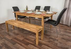 esstisch wooden nature 116 eiche massiv geölt 140 180 x 90 cm b x t