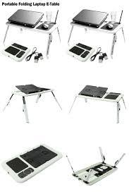 Student Lap Desk Walmart by Best 25 Portable Laptop Table Ideas On Pinterest Adjustable