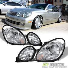 headlights for lexus gs430 ebay