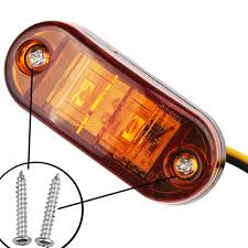 1PC Red Car Led Side Marker Lights Truck 12V 24V Trailer Turn Signal ... 25 Oval Truck Led Front Side Rear Marker Lights Trailer Amber 10 Xprite 7 Inch Round Super Bright 120w G1 Cree Projector 4 Rectangular Lamp Light For Bus Boat Rv 12 Clearance Speedtech 12v 3 Indicators 4pcs In 1ea Of An Arrow B52 55101 Amber Marker Lights Parts World Vms 0309 Dodge Ram 3500 Bed Side Fender Dually Marker Lights 1pc Red Car Led Truck 24v Turn Signal 2018 24v 12v For Lorry Trucks 200914 F150 Front F150ledscom Tips To Modify Vehicle With Tedxumkc Decoration