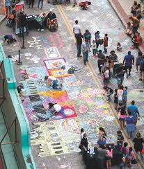 Artpace Celebrates 14th Annual Chalk It Up Festival | ArtSlut