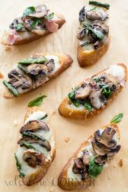 baked canapes brie canapes valentina s corner